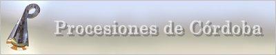 Procesiones de Córdoba