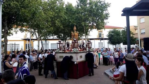 Resultado de imagen de Agonía celebrará la Octava del Corpus cordoba