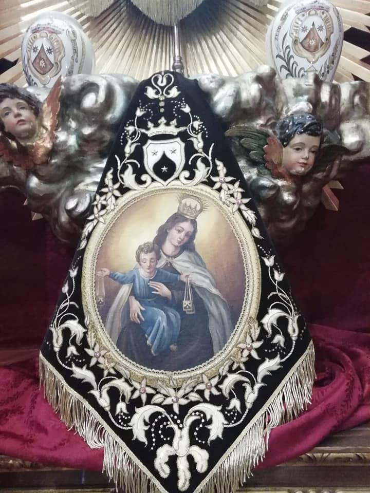 Fotografía: Hermandad del Carmen de Puerta Nueva.