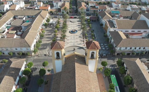 Fotografía: Parroquia de San Vicente Ferrer de Córdoba.