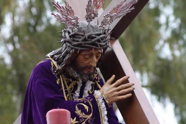 Fotografía: Facebook de la Hdad. de Nuestro Padre Jesús de Villanueva de Córdoba.