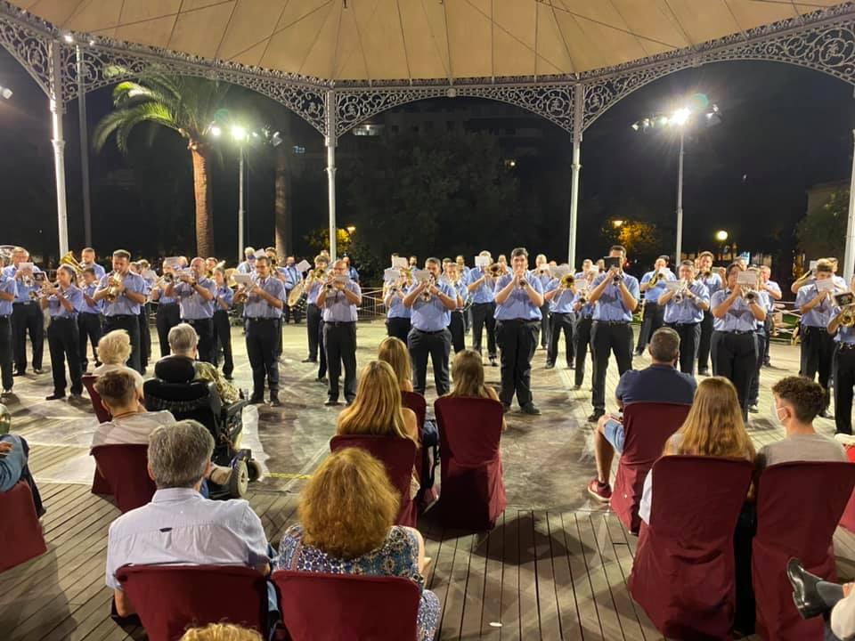 Fotografía: Unión de Bandas de Música Procesional de Córdoba.